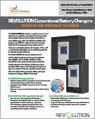 Revolution Series Conventional Battery Charger